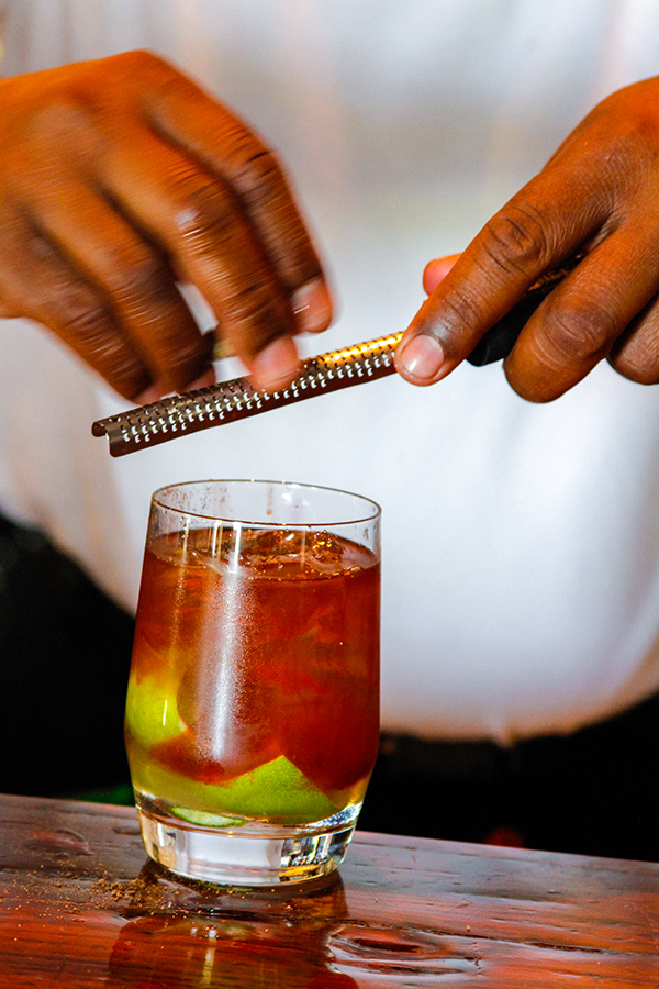 Antiguan Old Fashioned Rum Punch | Food and Drink Guide Antigua ...